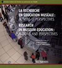 La recherche en éducation muséale - Actions et perspectives.pdf