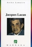 Anika Lemaire - Jacques Lacan.