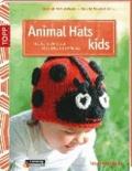 Animal Hats Kids - Freche Tiermützen für Jungs und Mädels.