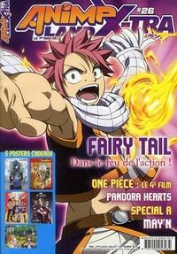 AnimeLand - Animeland Xtra 26 juillet-sept 2012.