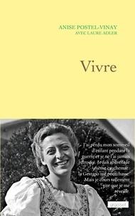 Anise Postel-Vinay - Vivre.