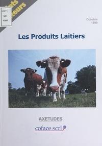 Anissa Kraiem - Les Produits laitiers.