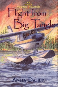 Anita Daher - Flight from Big Tangle.