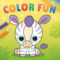 Anita Engelen - Color fun Doudou.