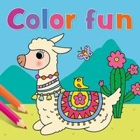 Anita Engelen - Color Fun Lama.