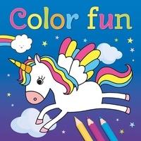 Anita Engelen - Color fun Licorne.