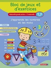 Rhonealpesinfo.fr J'apprends les nombres et les mots (5-6 ans) Image