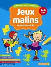 Anita Engelen - Jeux malins superamusants - 4-6 ans.