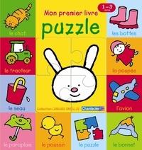 Anita Engelen - Mon premier livre puzzle - 1-3 ans.