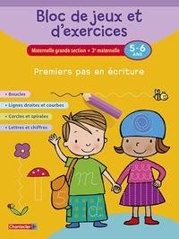 Anita Engelen - Premiers pas en écriture (5-6 ans).