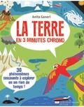 Anita Ganeri - La Terre en 3 minutes chrono.