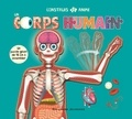 Anita Ganieri et Mark Ruffle - Construis et anime un corps humain.