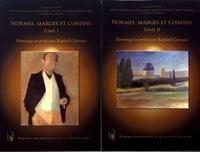 Anita Gonzalez-Raymond et Miguel Jiménez Monteserin - Normes, marges et confins - Hommage au professeur Raphaël Carrasco, 2 volumes.