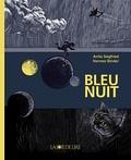 Anita Siegfried - Bleu nuit.