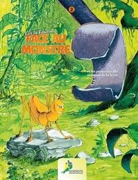 Anita Studer et Stefano Boroni - Lili la fourmi Tome 2 : Face au monstre.