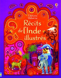 Anja Klauss - Récits de l'Inde illustrés.
