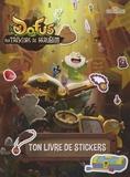 Ankama Editions - Dofus aux trésors de Kerubim - Ton livre de stickers.