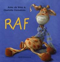 Anke De Vries - Raf.
