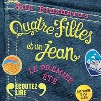 Ann Brashares et Séphora Haymann - Quatre filles et un jean (Tome 1).