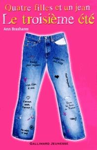 Quatre filles et un jean Tome 3 - Ann Brashares | Showmesound.org