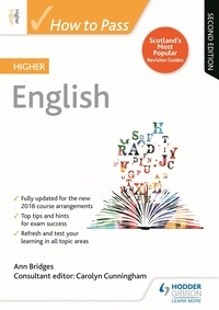 Ann Bridges - How to Pass Higher English, Second Edition.