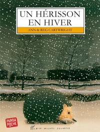 Ann Cartwright et Reg Cartwright - Un hérisson en hiver.