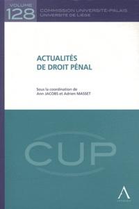 Actualités de droit pénal.pdf
