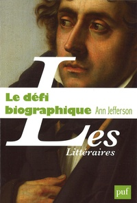 Ann Jefferson - Le défi biographique - La littérature en question.