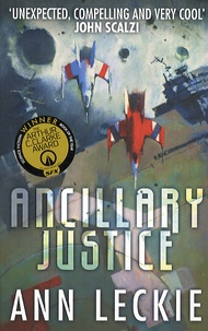 Ann Leckie - Ancillary Justice.