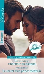 Ebooks gratuit kindle télécharger L'héritière du Kalyana - Le secret d'un prince médecin (French Edition)