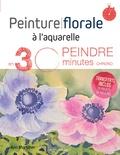 Ann Mortimer - Peinture florale à l'aquarelle - Peindre en 30 minutes chrono.
