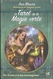 Ann Moura - Le tarot de la magie verte.