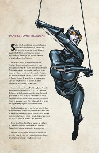 Catwoman Tome 4 La main au collet