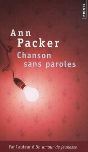 Ann Packer - Chanson sans paroles.