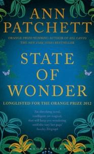 Ann Patchett - State of Wonder.