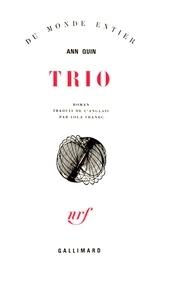 Ann Quin - Trio.