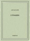 Ann Radcliffe - L'Italien.