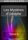 Ann Radcliffe - Les Mystères d'Udolphe 6.