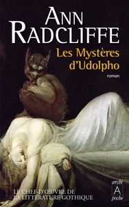 Ann Radcliffe - Les Mystères d'Udolpho.