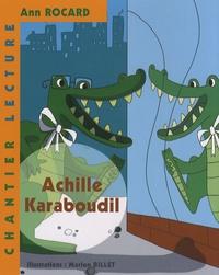 Ann Rocard - Achille Karaboudil.