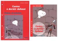 Ann Rocard et Michèle Bahon - Contes à dormir debout - Pack de 25 exemplaires + Fichier d'activités.