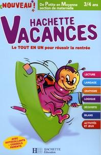 Ann Rocard - De Petite en Moyenne Section de Maternelle.