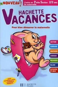 Ann Rocard - J'entre en Petite Section de Maternelle.