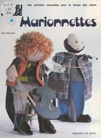 Ann Rocard et Sylvain Leclercq - Marionnettes.