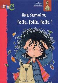 Ann Rocard - Une semaine folle, folle, folle !.