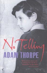 Ann Thorpe - No telling.