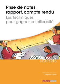 Feriasdhiver.fr Prise de notes, rapport, compte rendu - Les techniques pour gagner en efficacité Image