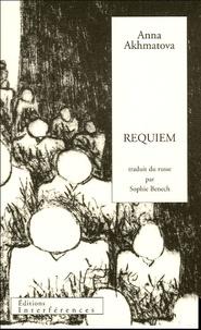 Anna Akhmatova - Requiem.
