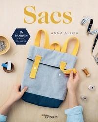 Anna Alicia - Sacs - 18 basiques à faire soi-même.
