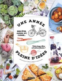 Une année pleine didées - Bien-être, jardin, DIY, cuisine... Votre temps libre est extraordinaire.pdf